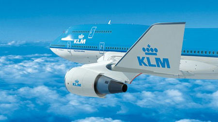 KLM Is the First Global Airline to Launch Facebook Messenger Service