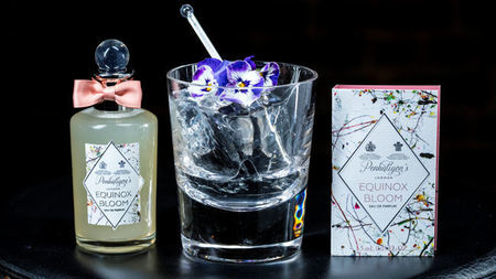 London's Old Bengal Bar Collaborates with British Perfume House Penhaligon's