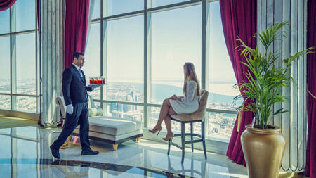 The St. Regis Abu Dhabi Unveils $40K/night Abu Dhabi Suite