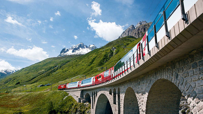 Peak Your Interest in Switzerland with Travel Discounts from Rail Europe