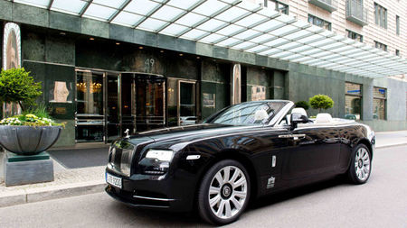 Regent Berlin and Rolls-Royce Partner for Ultimate Luxury Package