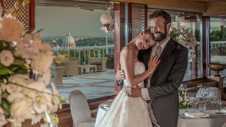 Rome Cavalieri Launches 'The Atelier' for Unforgettable Bridal Experiences