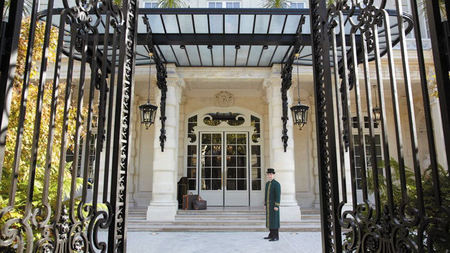 Weekend Away: Shangri-La Hotel, Paris