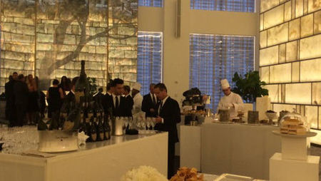 Park Hyatt New York Introduces The Onyx Wedding