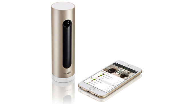 Netatmo Welcome - Indoor Security Camera with Face Recognition