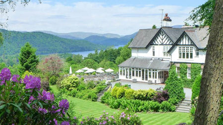 Linthwaite House in the Lake District offers Complimentary Green Fees