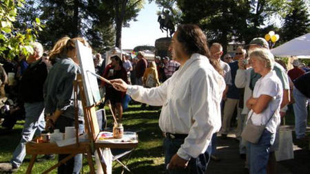Jackson Hole is Top Cultural Travel Destination in September