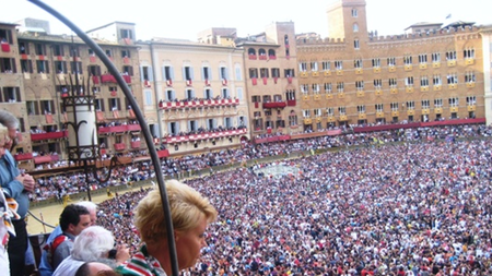 Experiencing the Palio di Siena with Palio Tours