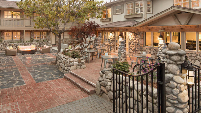 The Hideaway Celebrates Carmel-by-the-Sea's 100th Anniversary