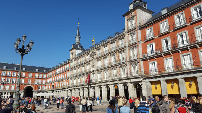 Madrid, Savoring the Sights and Flavors of the Spanish Capital