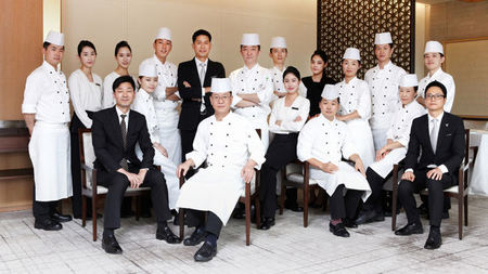 The Shilla Seoul's Korean Restaurant La Yeon Receives Three Michelin Stars