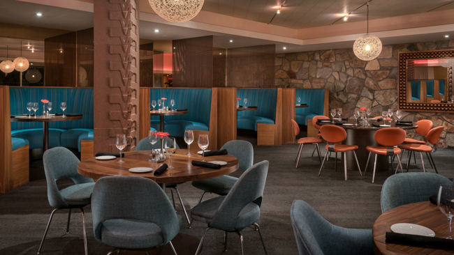Celebrate New Year's Eve with Dinner at ZuZu in Scottsdale