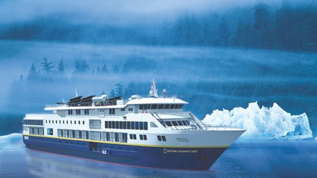 Lindblad Expeditions Announces the National Geographic Venture