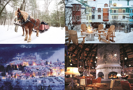 Fairmont Hotels & Air Canada Launch Over-the-Top 'Après in the Air' Package