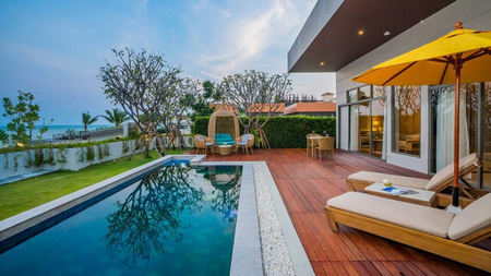 Ananda Hua Hin Launches with Elite Beachfront Pool Villa Collection
