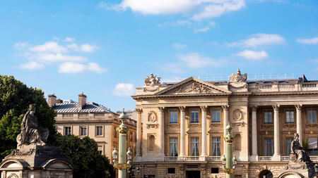 Iconic Hotel de Crillon Re-Opens in Paris After 4-Year Renovation