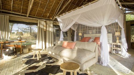 Nomad Tanzania's Kuro Tarangire Reopens After Redesign