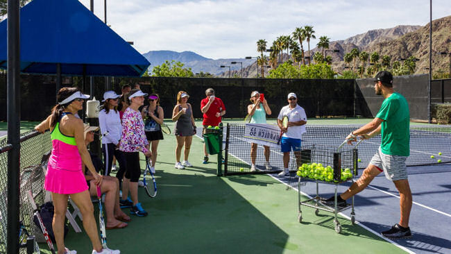Four Seasons Resort Maui Announces Topnotch Fantasy Tennis Camp in November