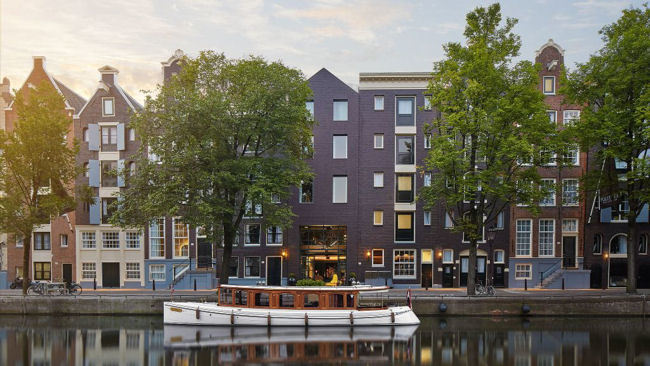 Live Like James Bond at the Pulitzer Amsterdam