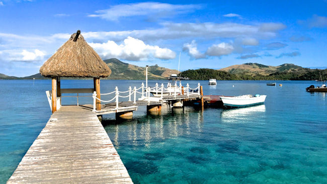 A Couple's Paradise on Turtle Island Fiji – Privacy, Romance and Private Beaches
