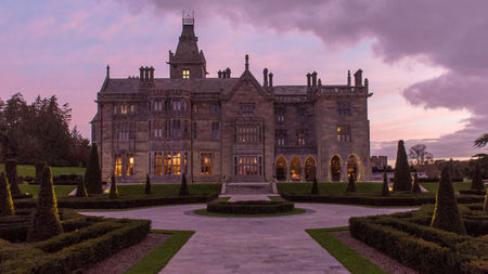 Adare Manor, Ireland Debuts Following Two Year Transformation