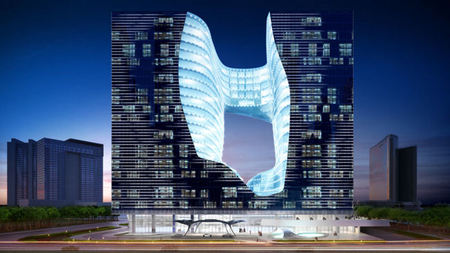 ME Dubai by Zaha Hadid: One of 2018's Most Anticipated Hotel Openings