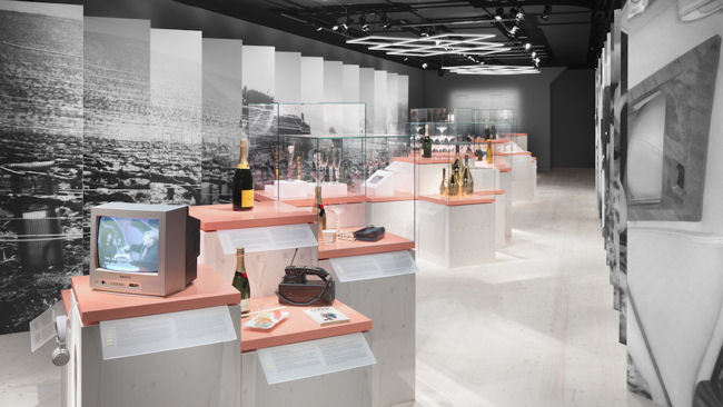 Spritmuseum, Sweden's Museum of Spirits, Opens Champagne Exhibit
