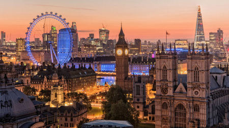 London's Lavishness:  A Luxury Guide