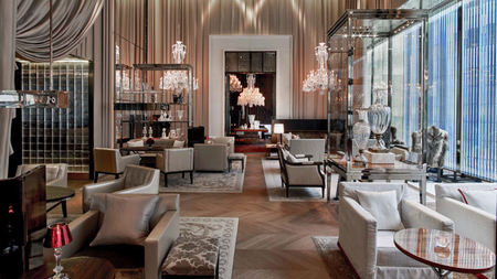Baccarat Hotel New York Receives Forbes Five-Star Rating Award