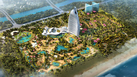 Atlantis Launches USD $1.6Billion Resort in Sanya, China