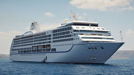Regent Seven Seas Mariner Completes Refurbishment