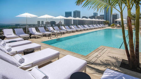 Waldorf Astoria Beverly Hills Debuts Exclusive Partnership with The Private Suite at LAX