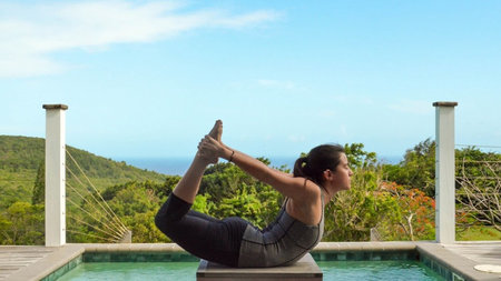 Montpelier Plantation & Beach Offers Pilates and Yoga Weeks