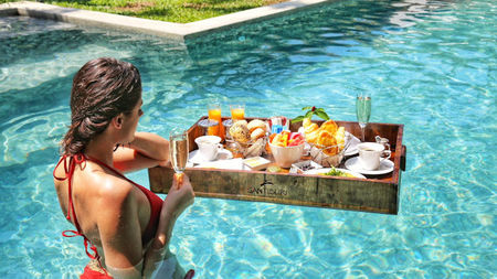 Floating Brunch in Paradise at Santiburi Koh Samui