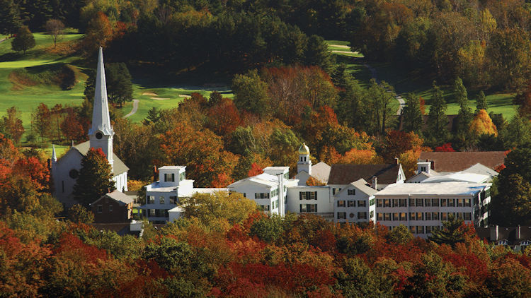 3 Fall Foliage Getaways