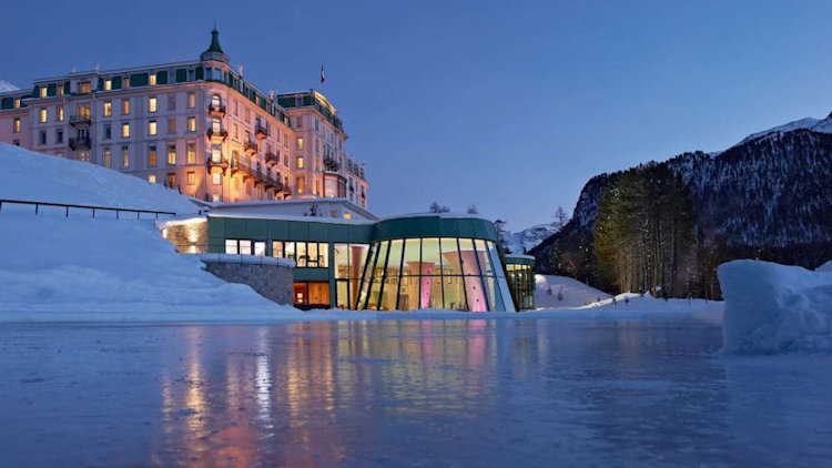 A Five Star Winter Season in St. Moritz