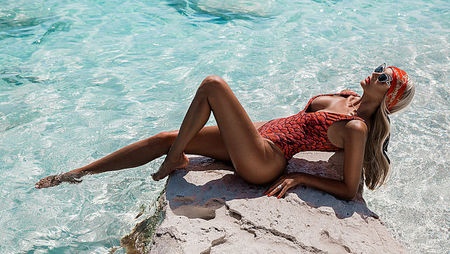 Afina London Luxury Swimwear