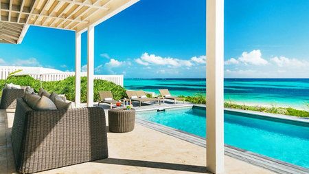 Sailrock Resort Brings 5-Star Luxury to South Caicos