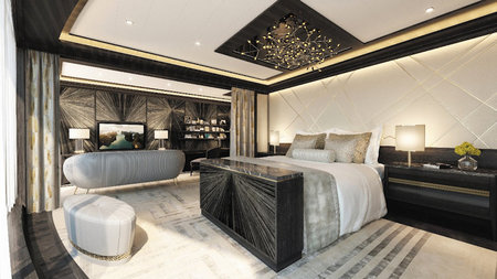 RSSC to Debut $200K Mattress Aboard Regent Seven Seas Splendor