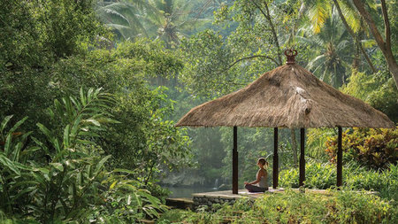 Four Seasons Sayan Launches Bali's First Year-Round Wellness Retreat