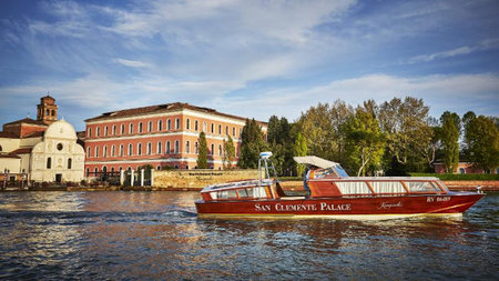 Venice's San Clemente Palace Kempinski Reopening for 2019 Season