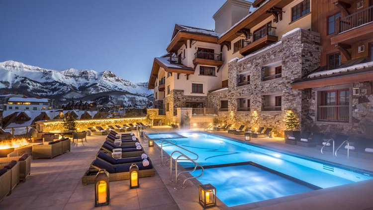 Go Big for Valentine's Day at Madeline Hotel, Telluride