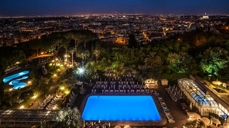 Rome Cavalieri, A Waldorf Astoria Resort Offers New Luxury Experiences