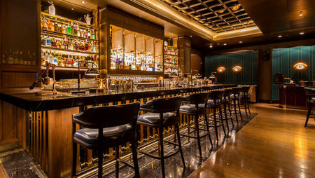Shangri-La at the Fort, Manila Unveils The Back Room Speakeasy