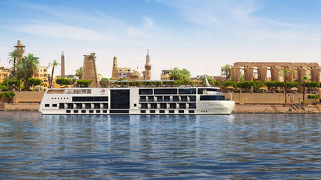 Viking Announces New Egypt Ship and Privileged Access Experiences