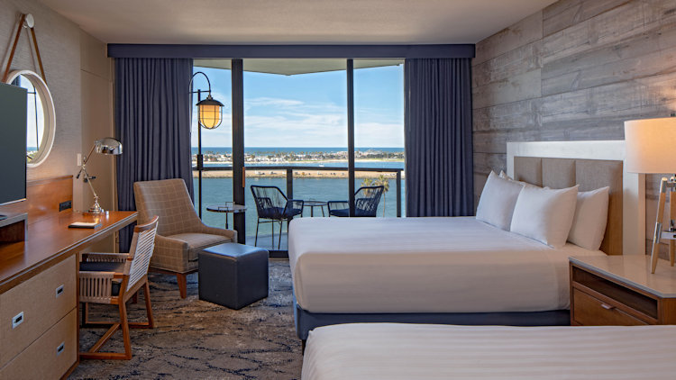 Hyatt Regency Mission Bay Spa and Marina Unveils Multi-million Dollar Renovation