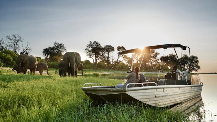 An African Riverside Retreat at Sanctuary Chobe Chilwero