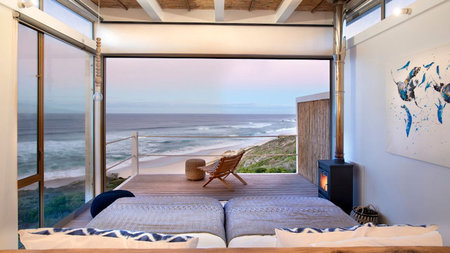 Natural Selection Opens Lekkerwater Beach Lodge in South Africa