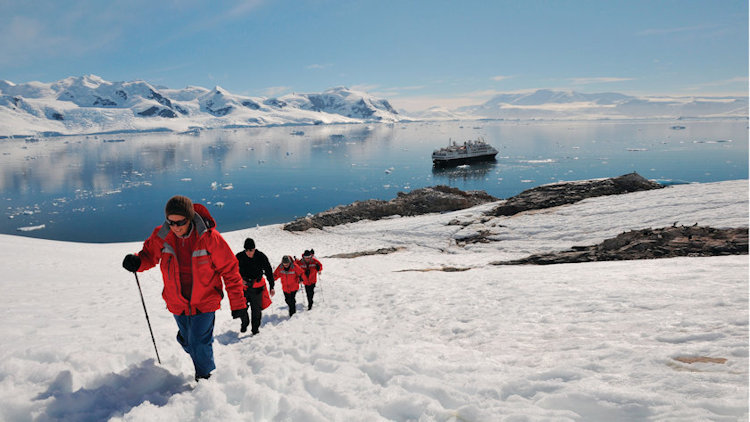 Silversea Enhances Its All-Inclusive Polar Package