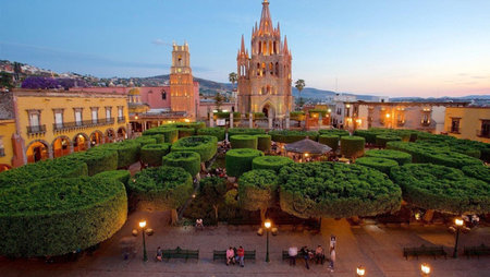 San Miguel de Allende's Casa Delphine Announces New Monthly Dinner Series